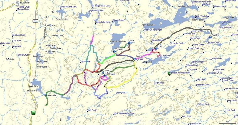 Chocpaw Trail System